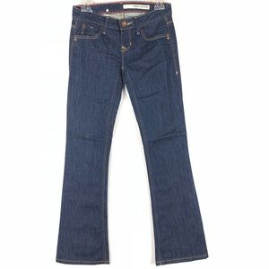 DKNY Times Square petite stretch bootcut jeans